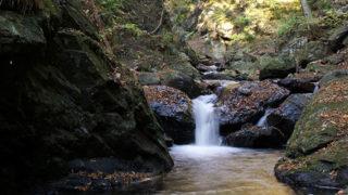 板敷渓谷大小の滝が美しい昇仙峡のパワースポット