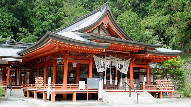 金櫻神社(昇仙峡)