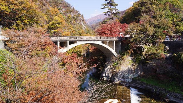 長瀞橋(昇仙峡)
