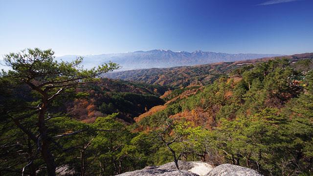 パノラマ台(昇仙峡)