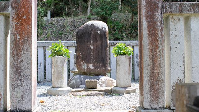 源頼家の墓(修善寺)