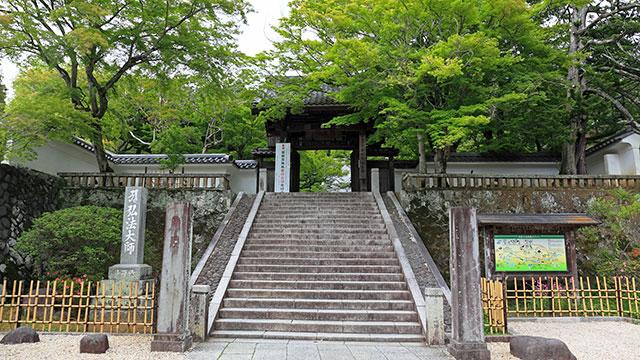 修禅寺山門(修善寺)