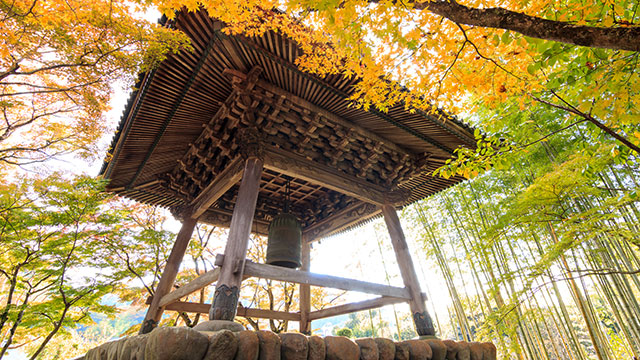 修善寺鐘楼(修善寺)