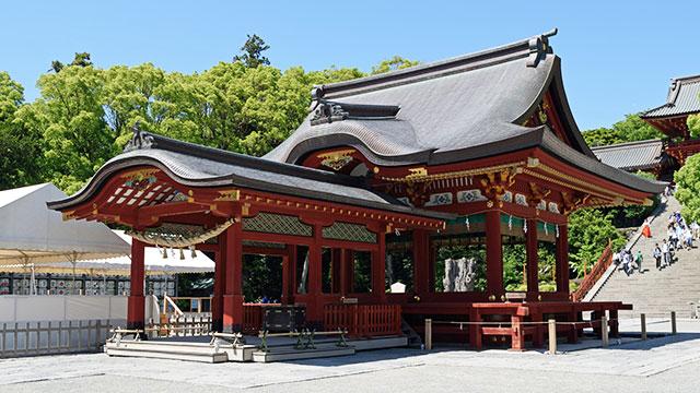 舞殿(鶴岡八幡宮)