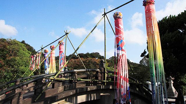 七夕祭(鶴岡八幡宮)