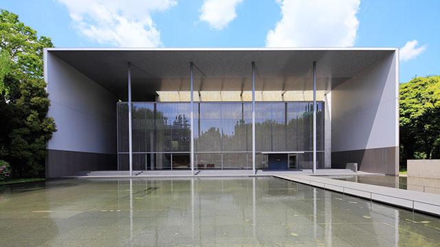国立博物館編 法隆寺宝物館(上野公園)