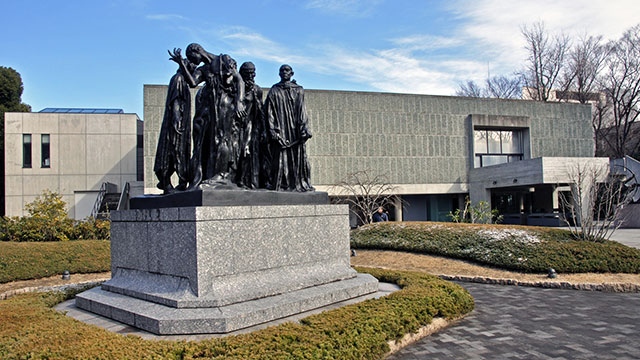 国立西洋美術館(上野公園)
