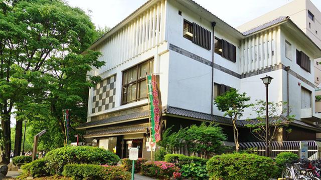 下町風俗資料館(上野公園)