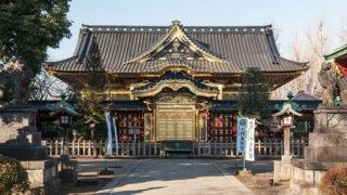 上野東照宮江戸時代の社殿が残る華やかな神社