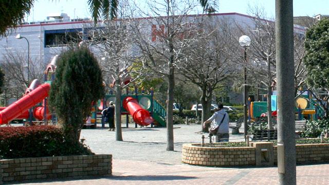 遊具広場(うみかぜ公園)