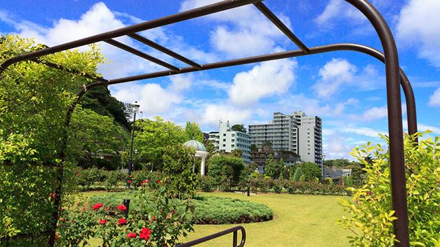 ヴェルニー公園(横須賀)