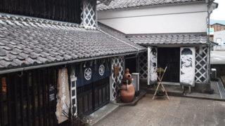 松崎 中瀬邸当時のままの姿が残る明治時代の商家