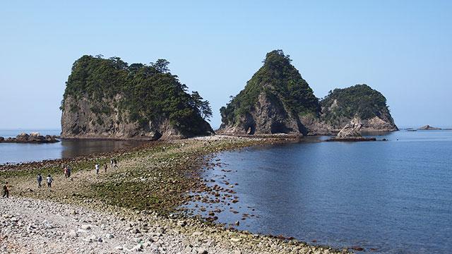三四郎島(西伊豆)