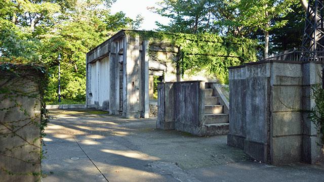 フランス領事館遺構(港の見える丘公園)