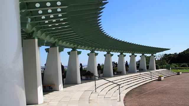 展望台(港の見える丘公園)