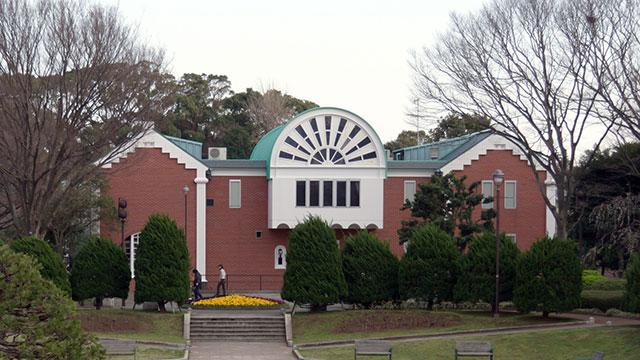 大佛次郎記念館(港の見える丘公園)