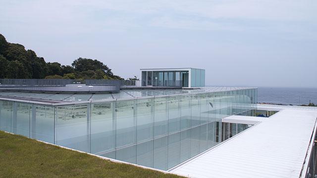 美術館屋上(横須賀)
