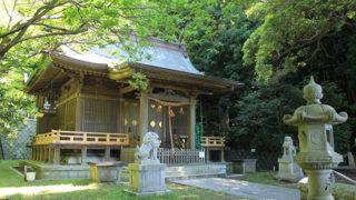 鎌倉 甘縄神明神社源氏とゆかりが深い鎌倉最古の神社