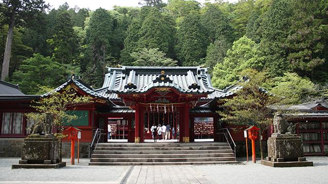 箱根神社(芦ノ湖・元箱根・箱根町)