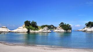 堂ヶ島西伊豆を代表する観光地を楽しむ