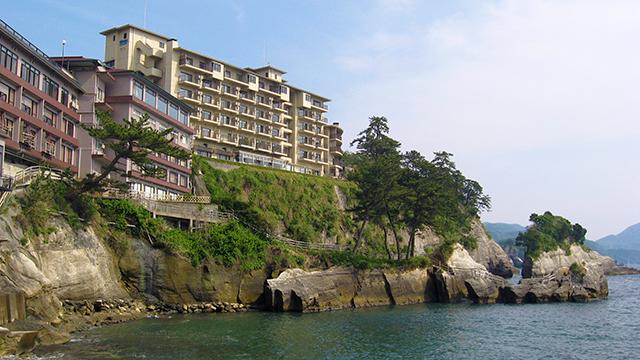 ホテル群(堂ヶ島)