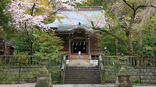 御霊神社(江ノ電観光)