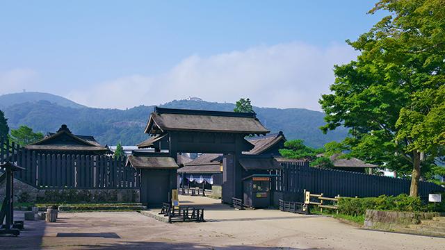 箱根関所(芦ノ湖・元箱根・箱根町)