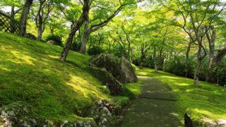 箱根美術館四季折々の美しい庭と東洋美術に出合う