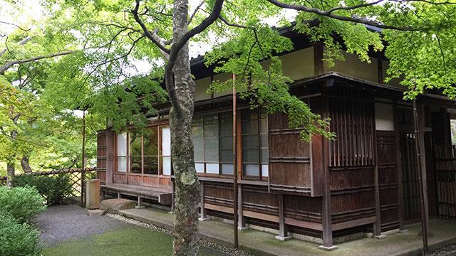 富士見亭(箱根美術館)