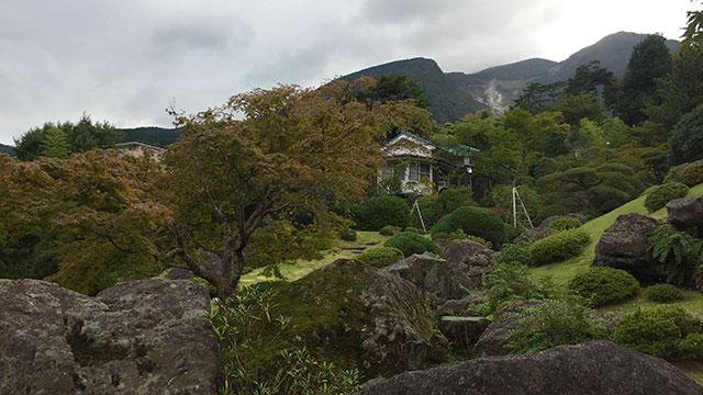 石楽園(箱根美術館)