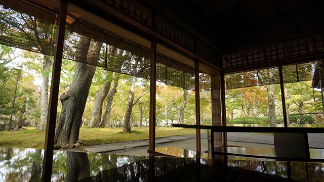 真和亭(箱根美術館)