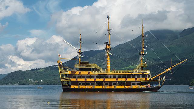 ビクトリー号(箱根海賊船)