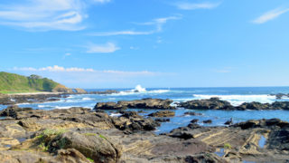 城ヶ島雄大な自然を満喫できる神奈川県最大の自然島