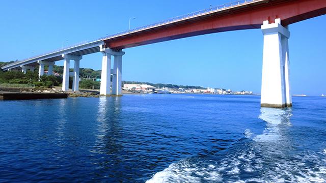 城ヶ島大橋(城ヶ島)