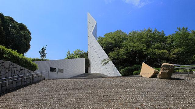 戦没船員の碑(観音崎公園)