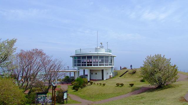 展望台(小室山公園)