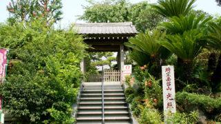 北鎌倉 光照寺キリシタン伝説が残るシャクナゲの名所