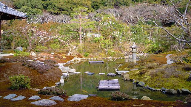 庭園(光雲寺)