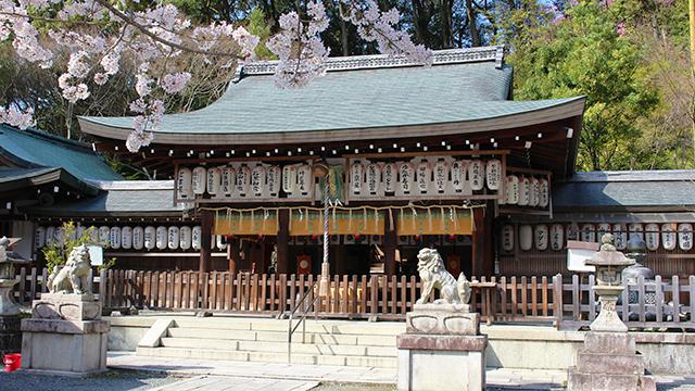 本殿(熊野若王子神社)