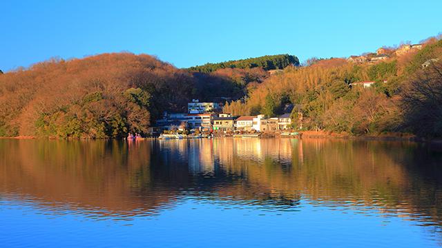 紅葉(一碧湖)