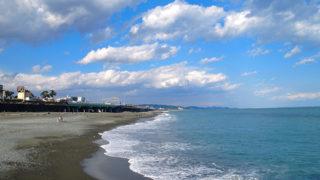 御幸の浜明治天皇夫妻も訪れた風光明媚な海岸