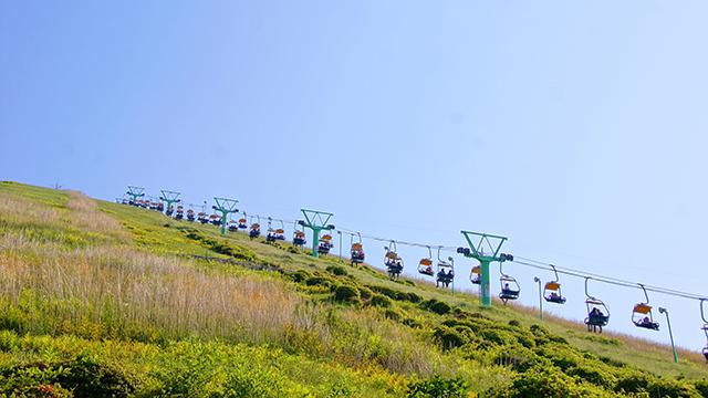 リフト(大室山)