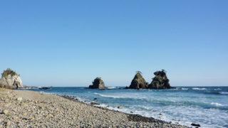 南伊豆 逢ヶ浜弓ヶ浜のすぐ近くにある磯遊びスポットの魅力