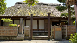 吉田松陰寓寄処(村山邸)当時のままの姿が残る幕末好き必見の史跡