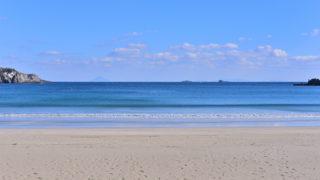 弓ヶ浜日本の渚100選にも選ばれた美しい海岸の魅力