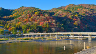京都 嵐山観光国の史跡・名勝にも選ばれた日本屈指の景勝地
