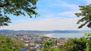 長谷・由比ヶ浜古都の文化と自然に包まれた人気観光地