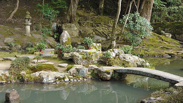 方丈庭園(法然院)