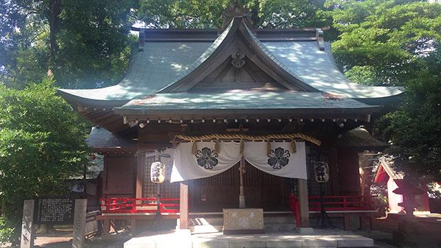 社殿(今宮神社)