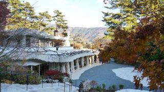 河口湖 久保田一竹美術館染色芸術と蜻蛉玉を堪能できる美術館